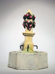 Fontaine pour santons de 7 cm