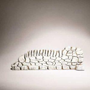 Mur pour santons de 7 cm