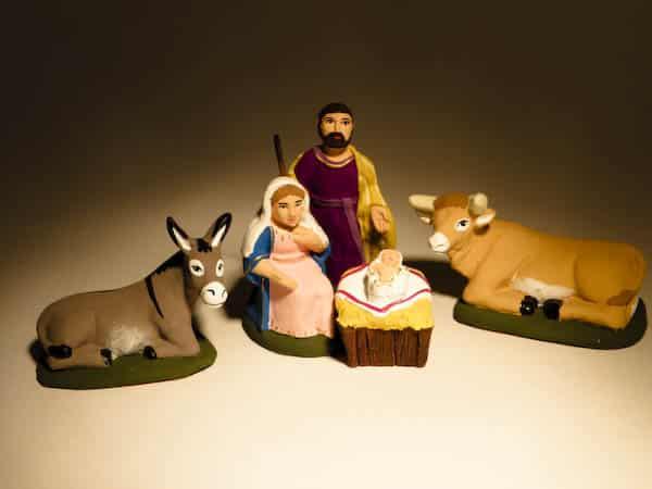 Nativité Complète en 7 cm