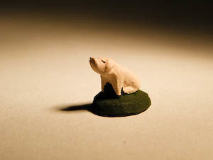 santon cochon de 1 cm
