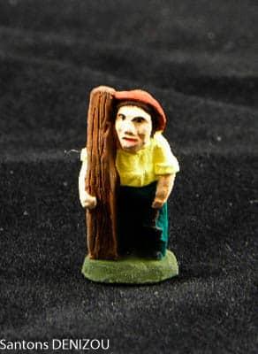 charpentier de 2 cm