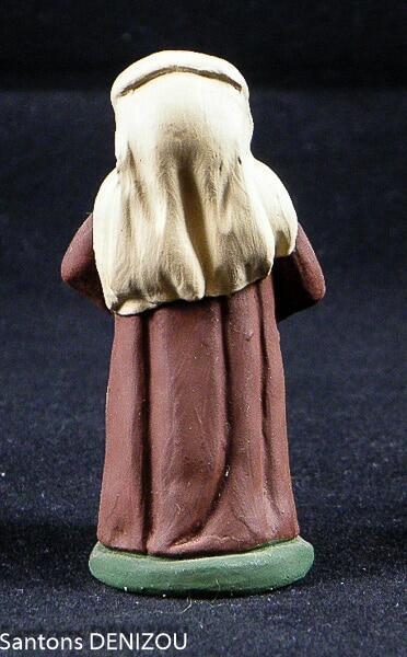 Siméon portant Jésus en 7cm